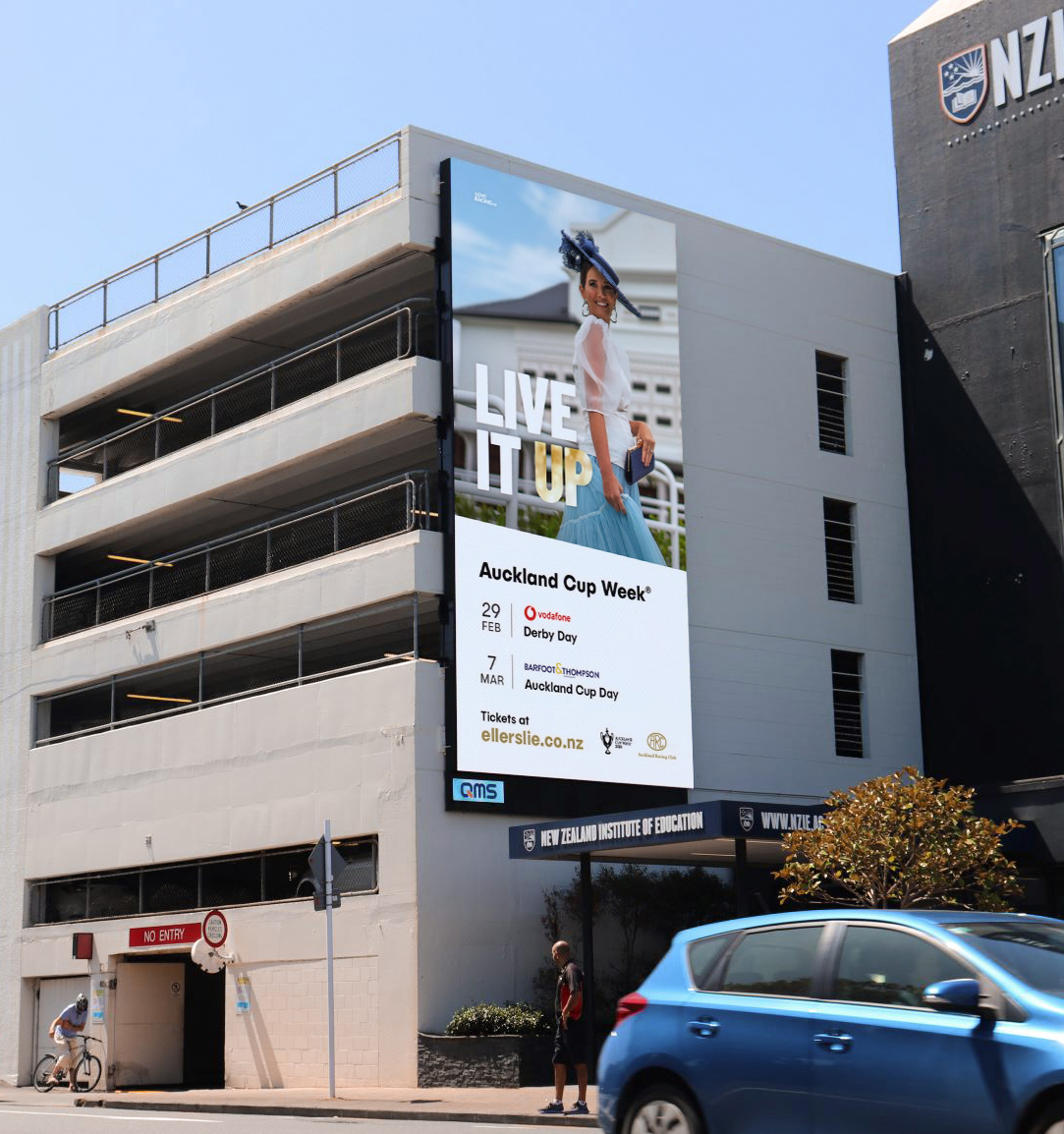 Auckland Cup Week Billboard 2